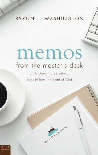 9781616633578: Memos from the Master's Desk