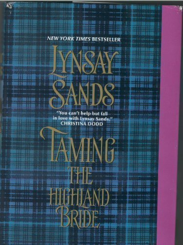 9781616640163: Taming the Highland Bride