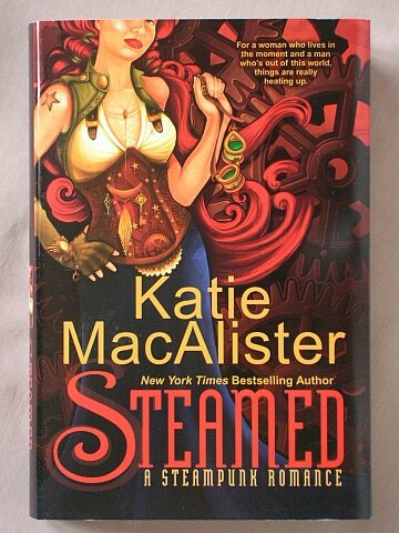 Steamed: A Steampunk Romance: Katie Macalister