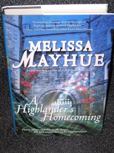 9781616640620: A highlander's Homecoming