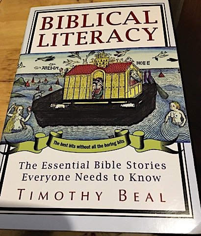9781616642440: Biblical Literacy: The Essential Bible Stories Everyone Needs to Know