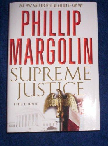9781616643379: Supreme Justice (Large Print)