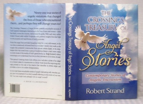 9781616643430: The Crossings Treasury of Angel Stories (Contemporary Stories of Angelic Encounters)