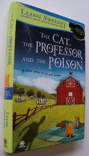 9781616643881: The Cat, The Professor and the Poison (Cats in trouble mystery)