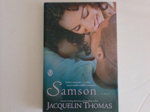 9781616644062: Samson, a Novel