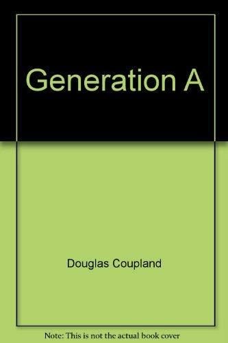 9781616644109: Generation A