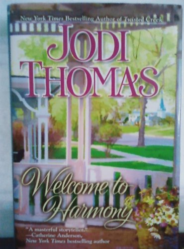 9781616644581: Welcome to Harmony (Doubleday Large Print Home Library Edition)