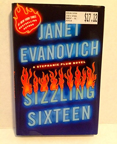 9781616644635: Sizzling Sixteen (Stephanie Plum) by Janet Evanovich (Large Print Hardcover - 2010