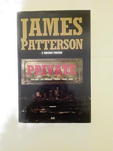 Private [Large Print]: Maxine Paetro, James