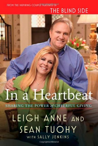 9781616645298: In a Heartbeat: Sharing the Power of Cheerful Giving