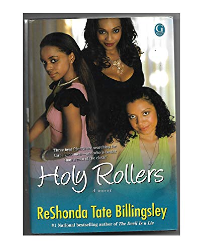 9781616645595: Holy Rollers