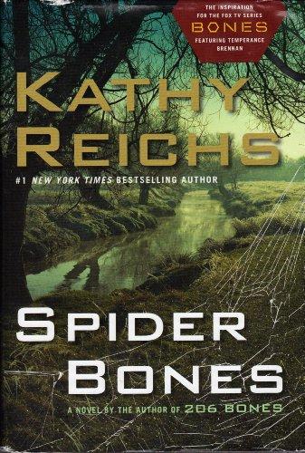 9781616645878: Spider Bones (Large Print, Temperance Brennan)