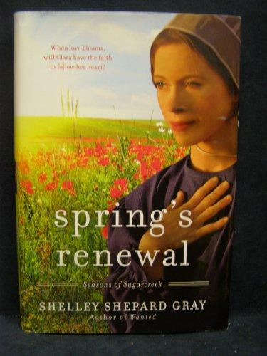 9781616646233: Spring's Renewal Seasons of Sugarcreek