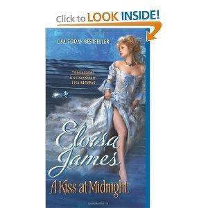 9781616646288: A Kiss at Midnight by Eloisa James (2010-08-02)