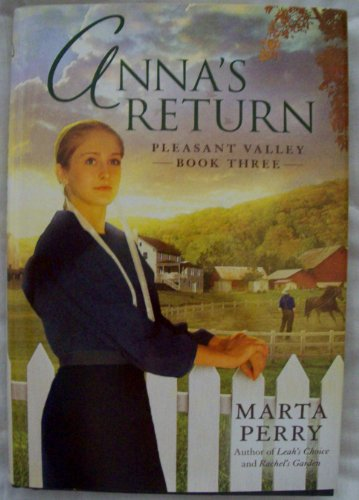 Anna's Return: Marta Perry