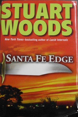 9781616646561: Santa Fe Edge (LARGE PRINT)