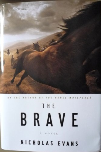 9781616647315: The Brave: A Novel [Large Print] [Hardcover]