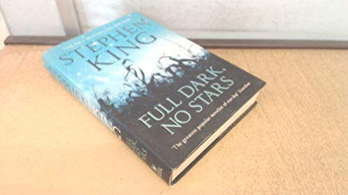 9781616647520: Full Dark, No Stars (The complete unabridged large print edition)