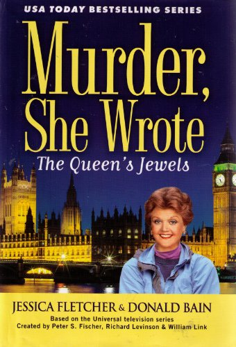 9781616647988: The Queen's Jewels (Large Print) (Murder, She Wrote)