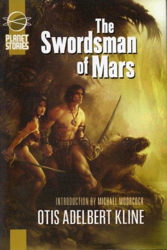 9781616648107: The Swordsman of Mars [Gebundene Ausgabe] by Kline, Otis Adelbert