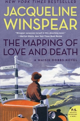 9781616648206: The Mapping of Love and Death: A Maisie Dobbs Novel (Hardcover)