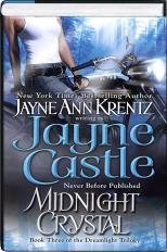 9781616648374: Midnight Crystal (Hardcover BCE) (Book Three of the Dreamlight Trilogy)