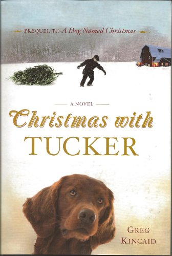 9781616648596: Christmas with Tucker (Hard-Cover/Large Print) (Large Print Volume/Edition)