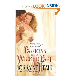 9781616649777: Passions of a Wicked Earl