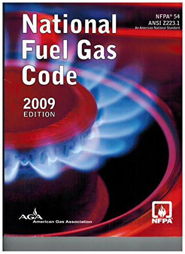 9781616652005: 2009 NFPA 54: National Fuel Gas Code (2009 Paperback Edition) by AGA/NFPA