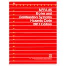 9781616657048: Nfpa 85 2011 Edition Boiler & Combustion Systems Hazards Code