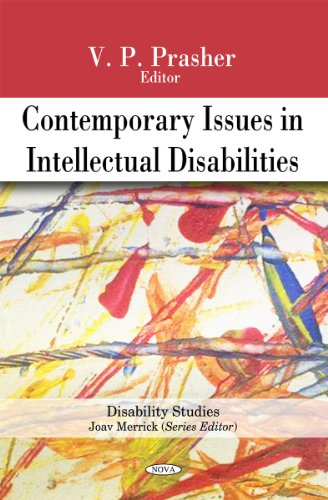 Contemporary Issues in Intellectual Disabilities: Prasher, V.P.