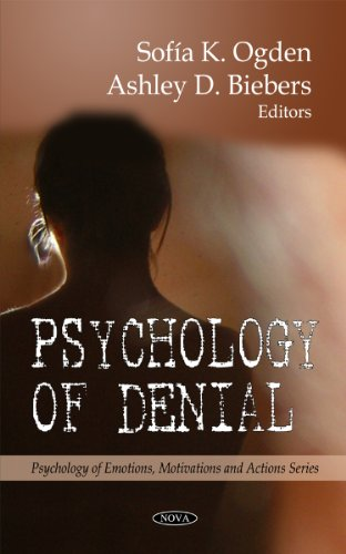 9781616680947: Psychology of Denial (Psychology of Emotions, Motivations and Actions Series)