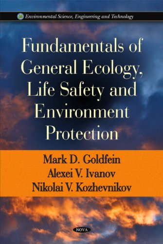 Fundamentals of General Ecology, Life Safety and: Goldfein, Mark D.;