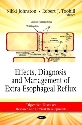 9781616681777: Effects, Diagnosis and Management of Extra-Esophageal Reflux (Digestive Diseases - Research and Clinical Developments)