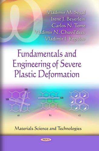 Fundamentals and Engineering of Severe Plastic Deformation (Hardback)