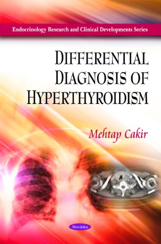 9781616682422: Differential Diagnosis of Hyperthyroidism (Endocrinology Research and Clinical Developments)