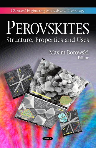 Perovskites: Structure, Properties and Uses (Chemical Engineering Methods and Technology): Maxim ...