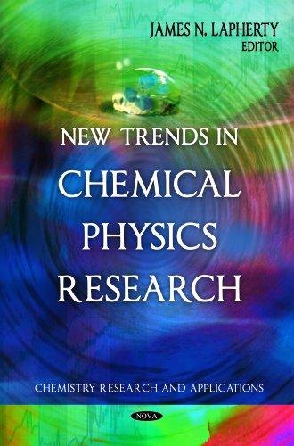 9781616685355: New Trends in Chemical Physics Research (Chemistry Research and Applications)