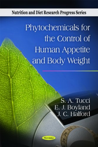 9781616686765: Phytochemicals for the Control of Human Appetite and Body Weight (Nutrition and Diet Research Progress)