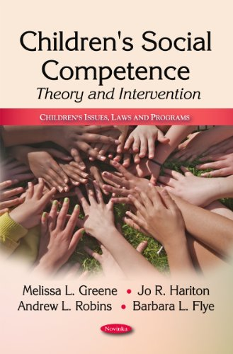 Children's Social Competence: Theory and Intervention (Children's: Greene, Melissa L.;