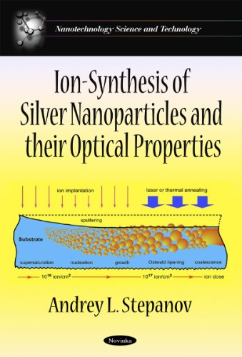 Ion-Synthesis of Silver Nanoparticles & Their Optical Properties. Andrey L. Stepanov (...