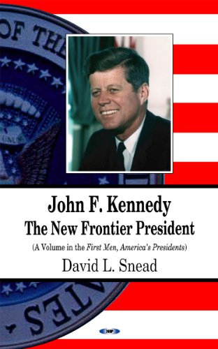 9781616689254: John F. Kennedy: The New Frontier President (First Men, America's Presidents)
