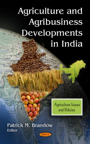 9781616689469: Agriculture and Agribusiness Developments in India (Agriculture Issues and Policies)