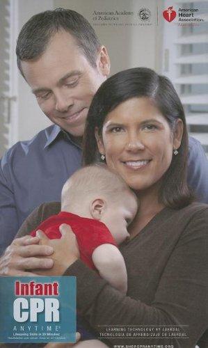 9781616690083: Infant CPR Anytime: Light Skin Kit