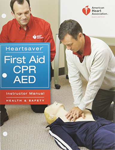 9781616690151: Heartsaver First Aid CPR AED Instructor Manual