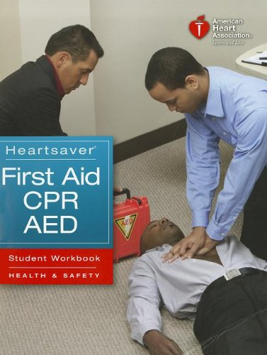 9781616690175: Heartsaver First Aid CPR AED - Student Workbook