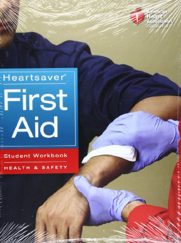9781616690182: Heartsaver First Aid Student Workbook