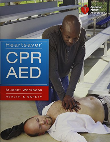 9781616690588: Heartsaver CPR AED