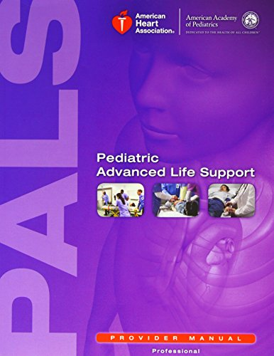 9781616691127: Pediatric Advanced Life Support Provider Manual