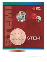 9781616692483: Stemi Provider Manual - Professional - W/ ECG Acs Ruler